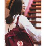 Фото рюкзака Kanken Classic Plum