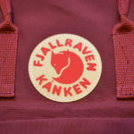 Рюкзак Канкен Классик бордовый логотип