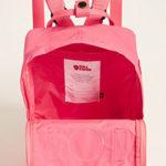 Рюкзак Kanken Classic Peach Pink внутри 1