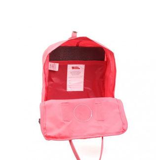 Рюкзак Kanken Classic Peach Pink внутри 2