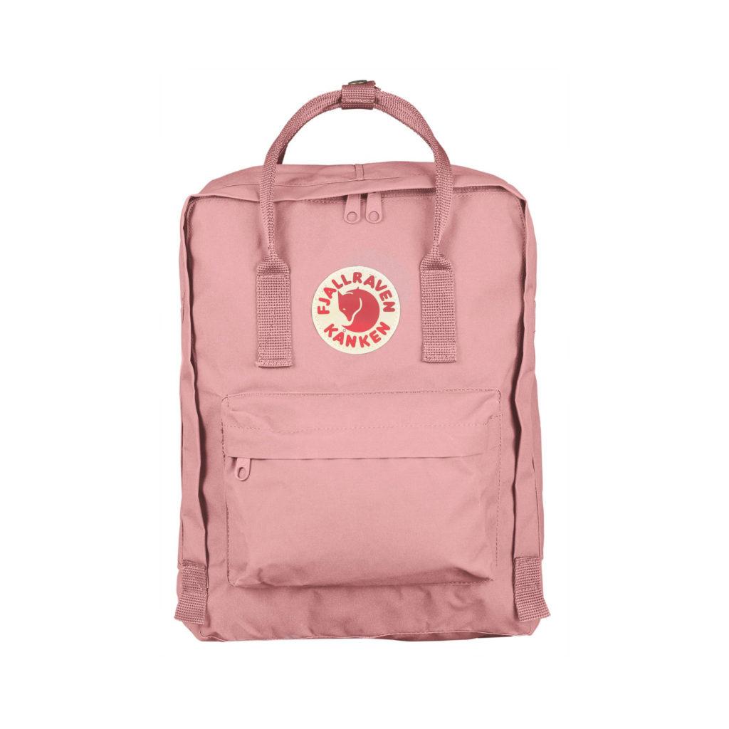 Рюкзак Канкен Классик розовый спереди