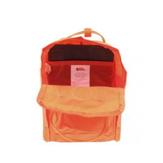 Рюкзак Канкен Классик оранжевый внутри