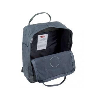 Рюкзак Канкен классик серый внутри