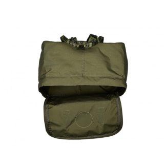 Рюкзак Канкен Классик зеленый внутри 7