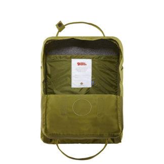 Рюкзак Канкен Классик зеленый внутри 8
