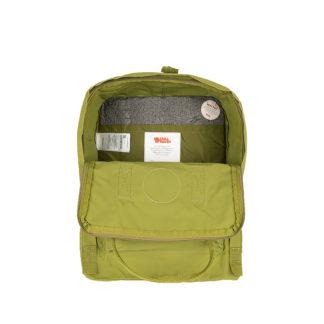 Рюкзак Канкен Классик зеленый внутри 9