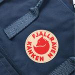 Рюкзак Канкен Классик синий логотип 15