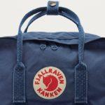 Рюкзак Канкен Классик синий логотип 3000
