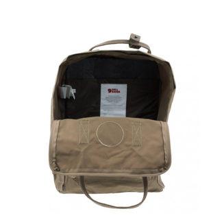 Рюкзак Канкен Классик коричневый внутри 1
