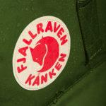 Рюкзак Канкен Классик зеленый логотип 3002