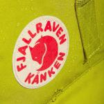 Рюкзак Канкен Классик зеленый логотип 1000