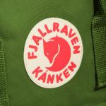 Рюкзак Канкен Классик зеленый логотип 3001