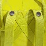 Рюкзак Канкен Классик зеленый лямки 1001