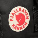 Рюкзак Канкен Классик черный логотип 2