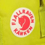 Рюкзак Канкен Классик зеленый логотип 1001