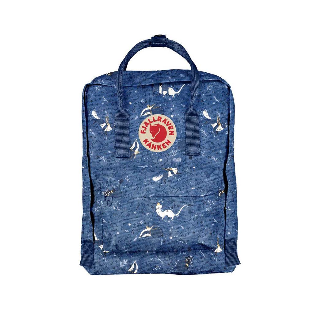 Рюкзак Kanken Art Blue Fable спереди