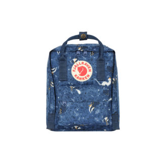 Рюкзак Kanken Art Mini Blue Fable спереди