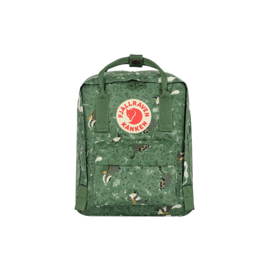 Рюкзак Kanken Art Mini Green Fable спереди
