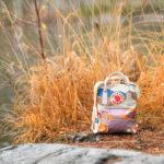 Рюкзак Kanken Art Mini Spring Landscape живое фото