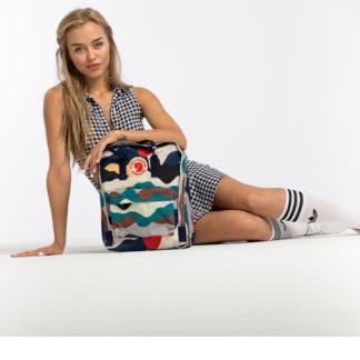 Рюкзак Kanken Art Summer Landscape на модели
