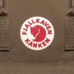 Рюкзак Kanken Big Brown логотип