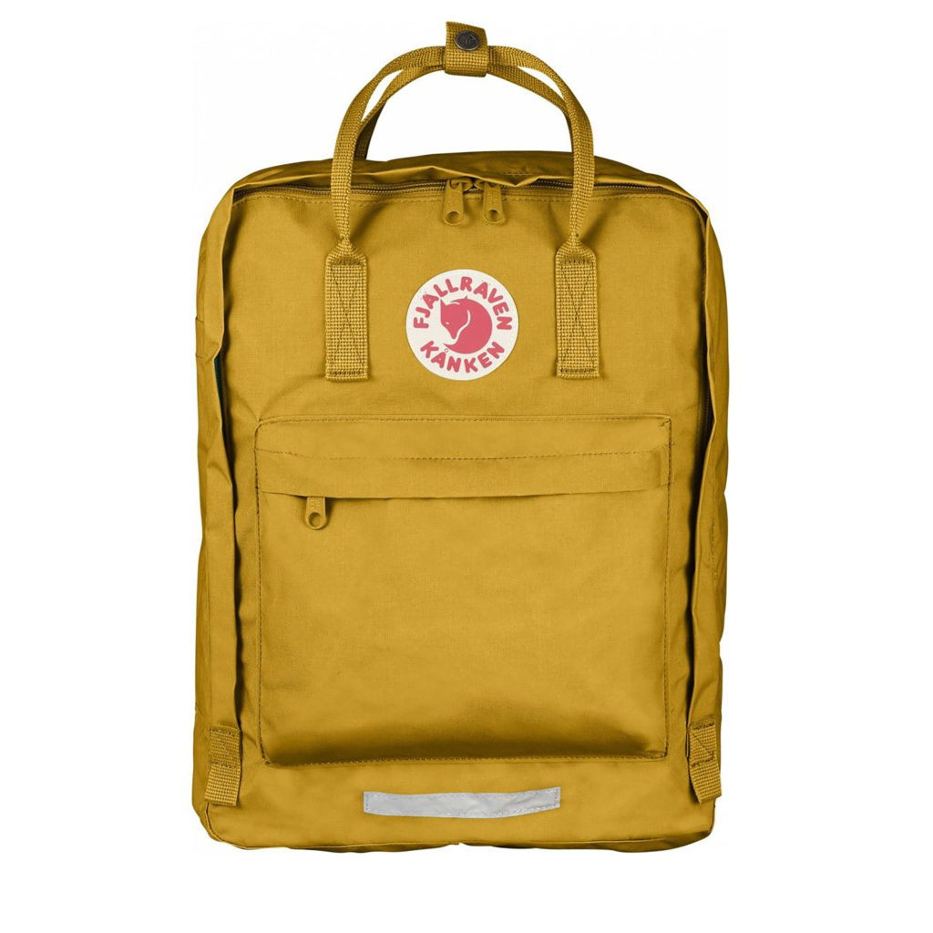 Рюкзак Kanken Big Ochre спереди