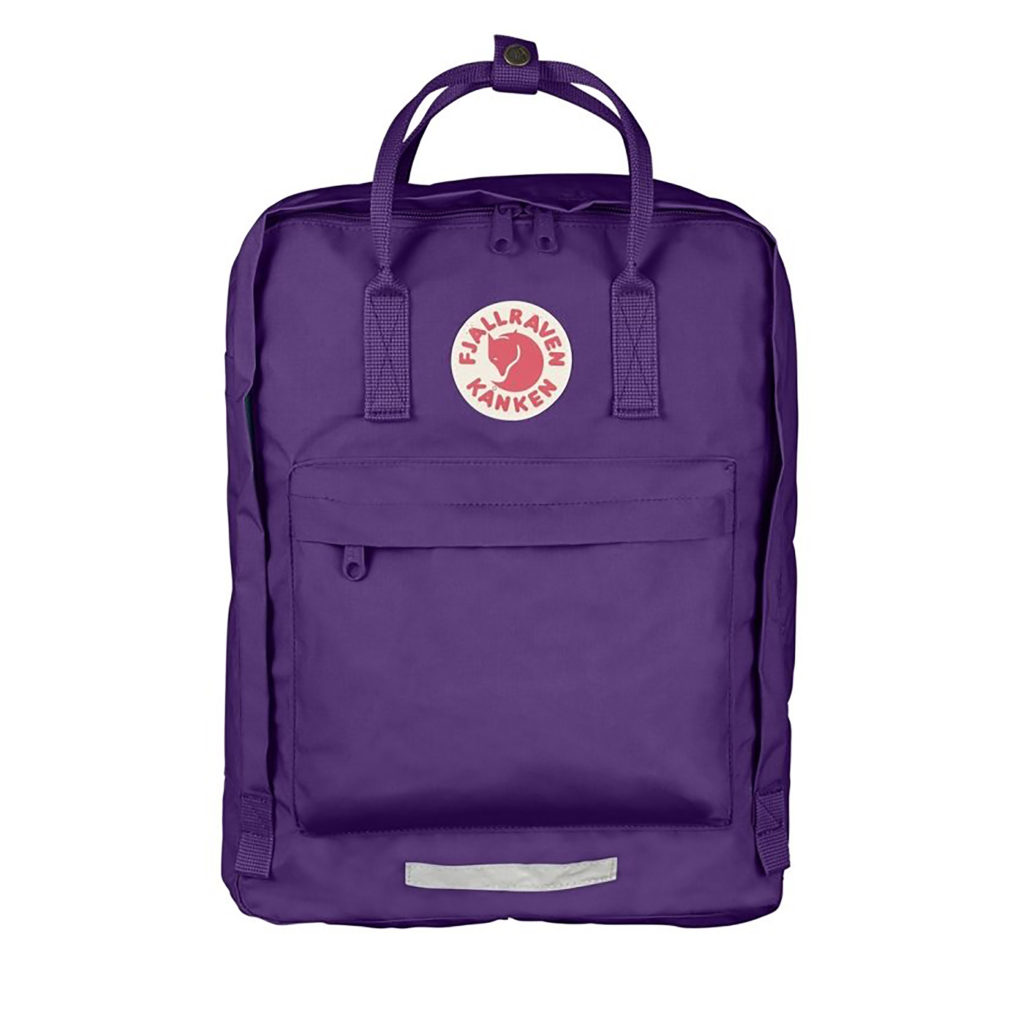 Рюкзак Kanken Big Purple спереди