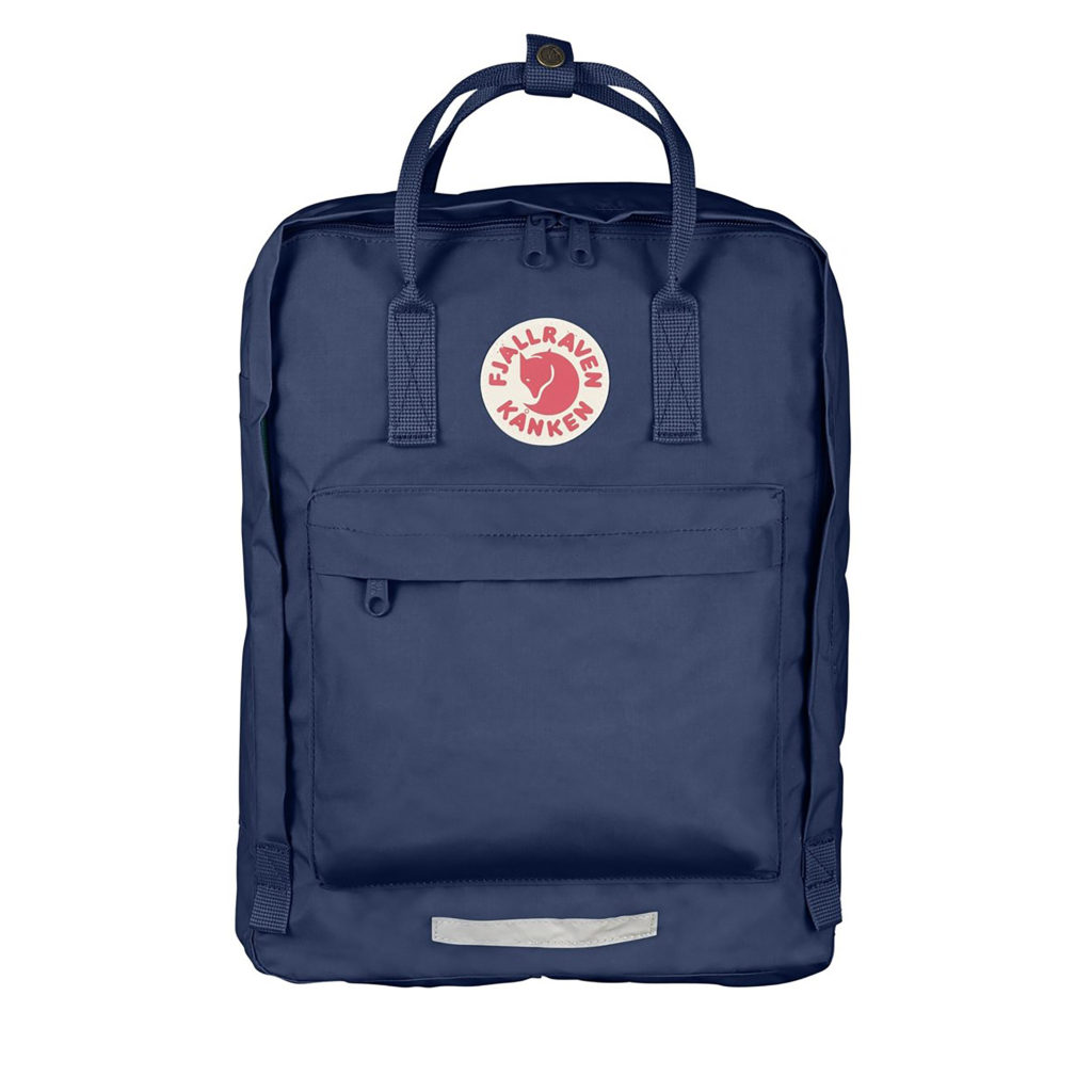 Рюкзак Kanken Big Royal Blue спереди