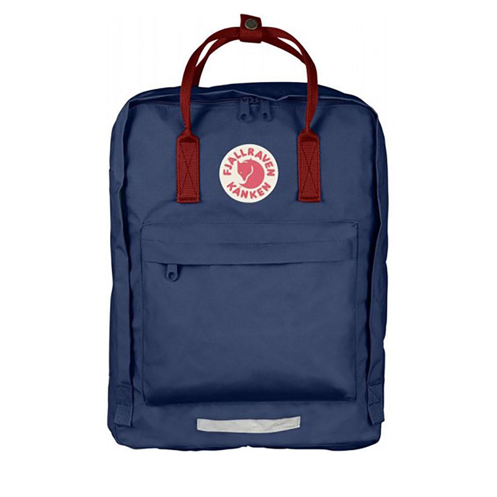 Рюкзак Kanken Big Royal Blue-Ox Red спереди