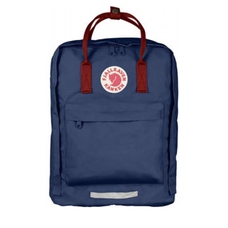 Рюкзак Kanken Big Royal Blue-Ox Red спереди