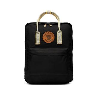 Рюкзак Kanken черный спереди