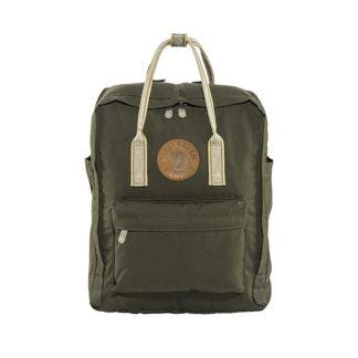 Рюкзак Kanken зеленый спереди