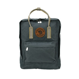 Рюкзак Kanken серый спереди