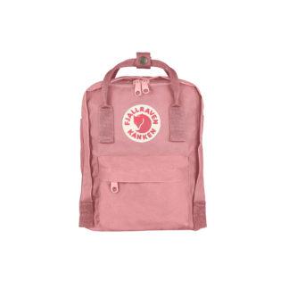Рюкзак Канкен Мини розовый спереди