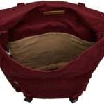 Рюкзак Kanken Foldsack No 1 Dark Garnet внутри