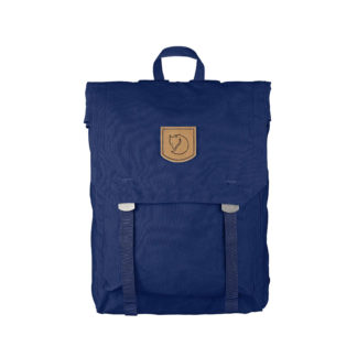 Рюкзак Kanken Foldsack No 1 Deep Blue спереди