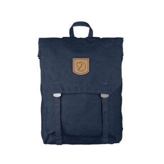 Рюкзак Kanken Foldsack No 1 Navy спереди