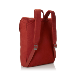 Рюкзак Kanken Foldsack No 1 Ox Red сзади