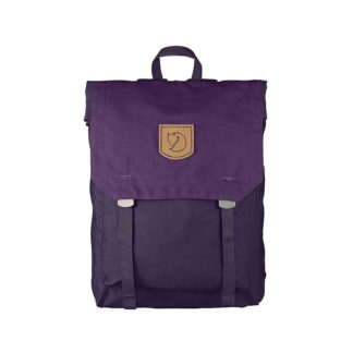 Рюкзак Kanken Foldsack No 1 Purple спереди