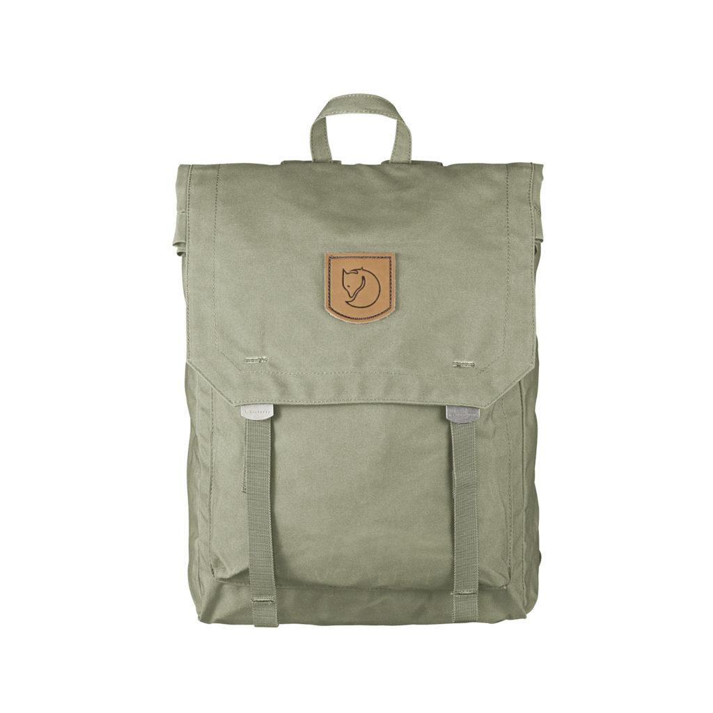 Рюкзак Kanken Foldsack No 1 Sand спереди