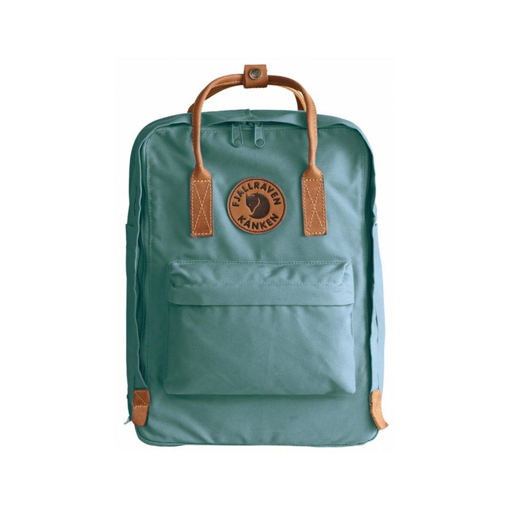 Рюкзак Kanken No 2 Sky Blue спереди