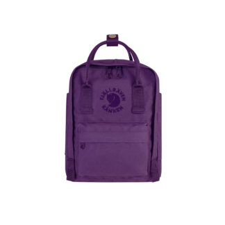 Рюкзак Re Kanken Mini Deep Violet спереди