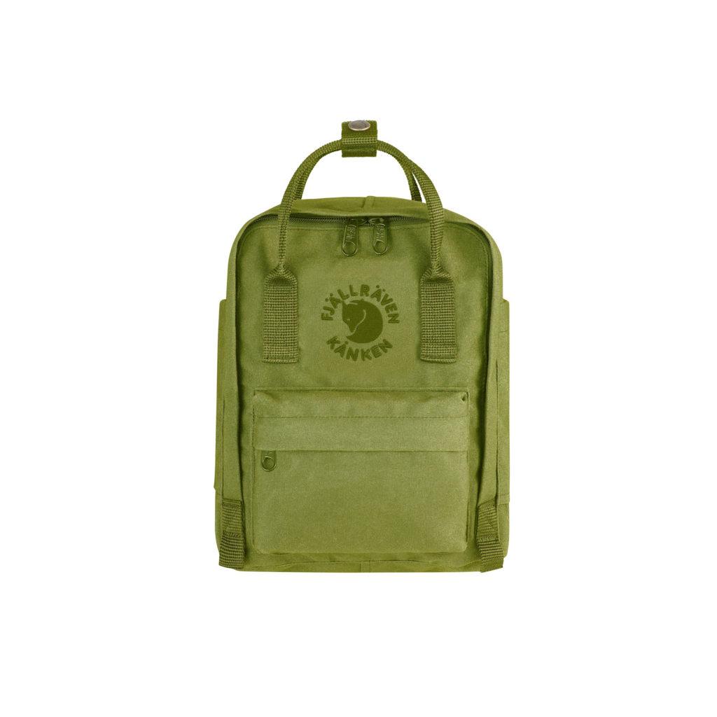 Рюкзак Re Kanken Mini Spring Green спереди