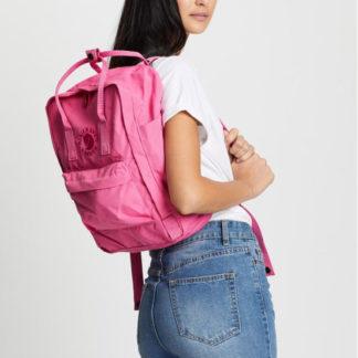 Рюкзак Re Kanken Pink Rose на модели