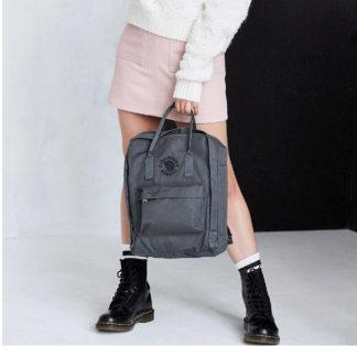 Рюкзак Re Kanken Slate на модели