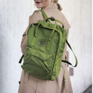 Рюкзак Re Kanken Spring Green на модели