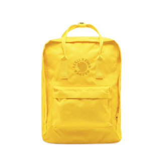 Рюкзак Kanken Sunflower Yellow спереди