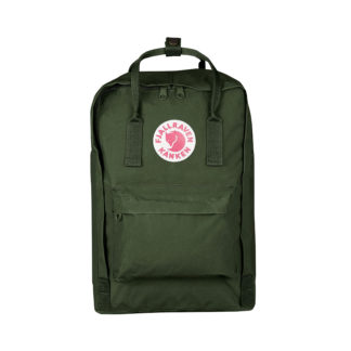 Рюкзак Kanken Laptop 15 Forest Green спереди