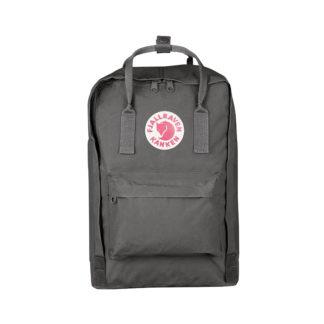 Рюкзак Kanken Laptop 15 Super Grey спереди