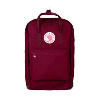 Рюкзак Kanken Laptop 17 Plum спереди